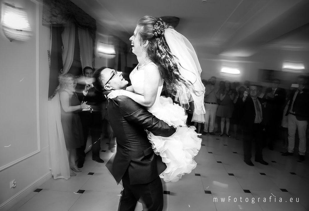 MWFotografia Studio - pierwszy taniec