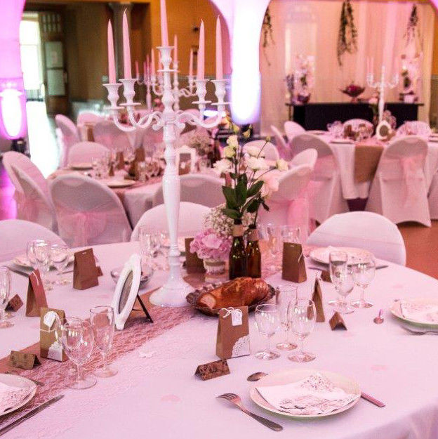 Location décoration de mariage