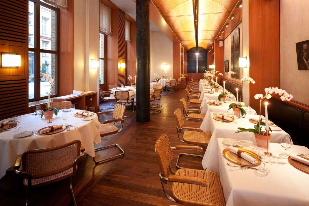 Beispiel: Restaurant, Foto: VAU
