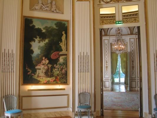 Pavillon de musique de la Comtesse du Barry