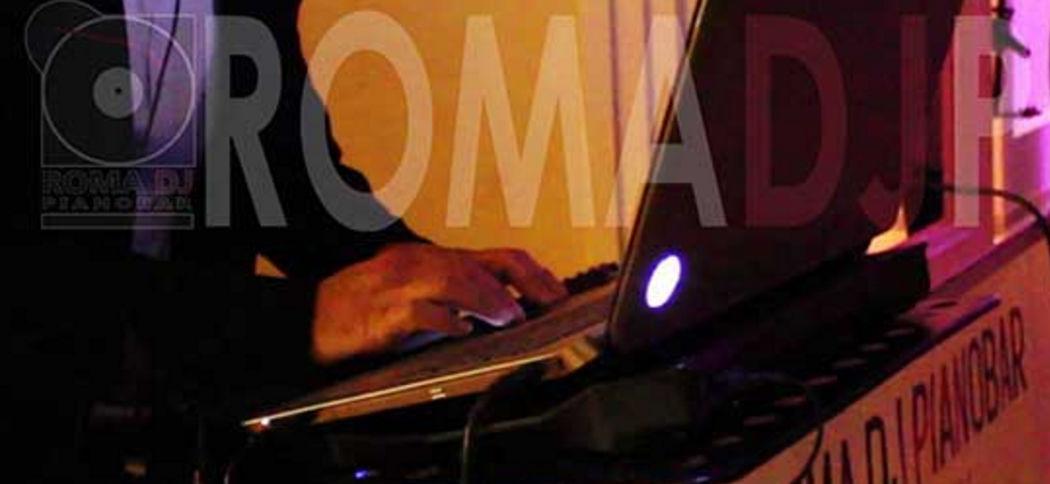 DJ set con Romadjpianobar http://www.romadjpianobar.com/weddingdj.aspx