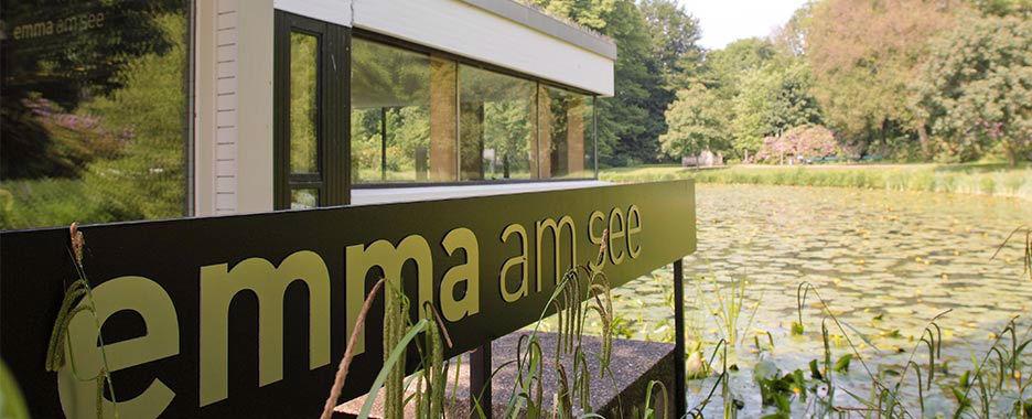 Beispiel: Außenansicht, Foto: Emma am See.