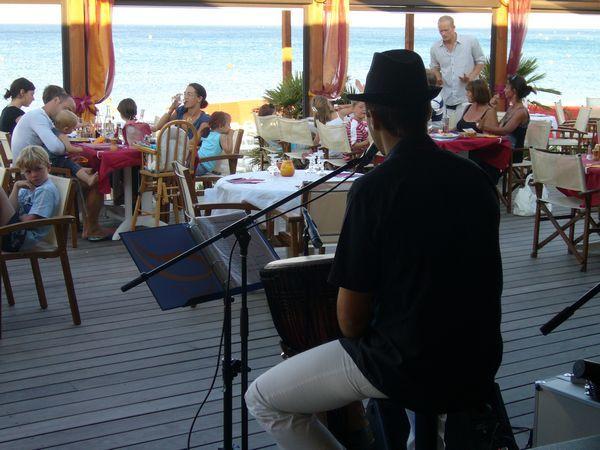 Mahi Restaurant Soirée music live tous les jeudis juillet et aout