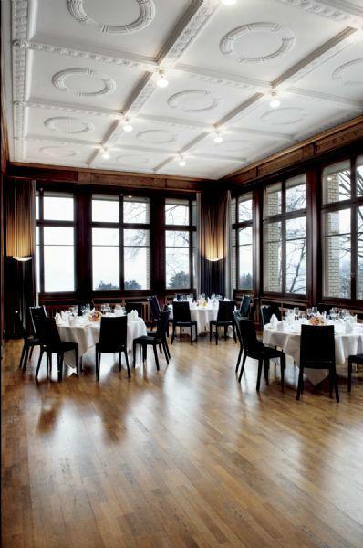 Beispiel: Bankettsaal, Foto: Sorell Hotel Zürichberg.