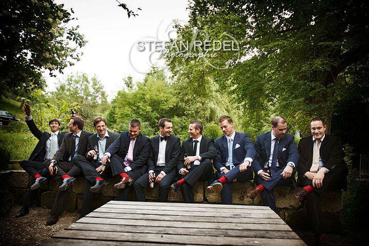 Beispiel: Originelle Gruppenfotos, Foto: Stefan Redel Photographie.