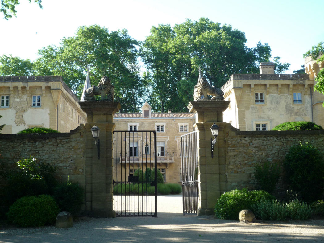 Château de Beauregard - Vaucluse