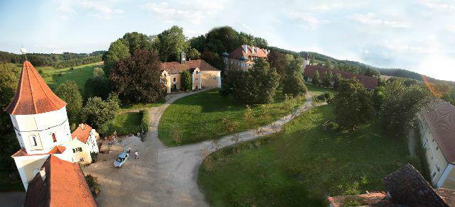 Beispiel: Anwesen, Foto: Schloss Blumenthal.