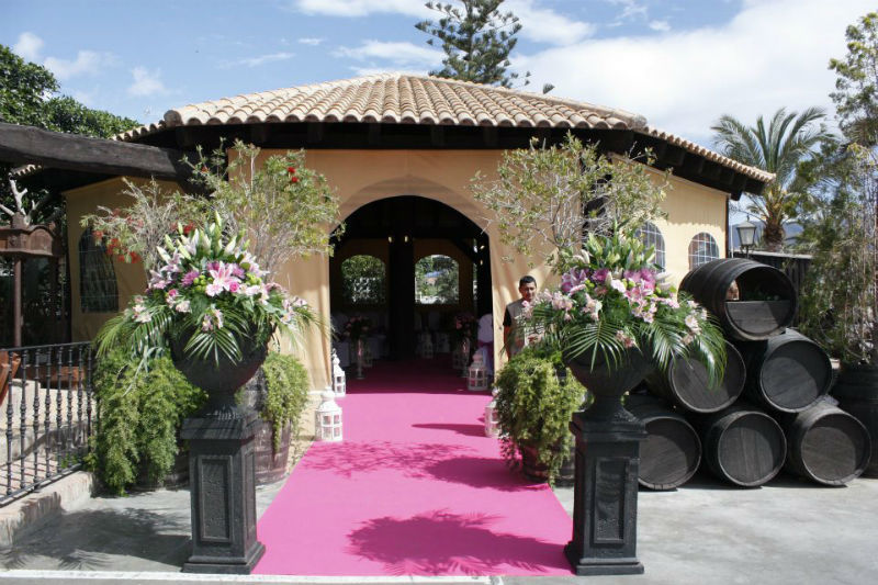 Restaurante casa rafael bodas - Casa rafael almeria bodas ...