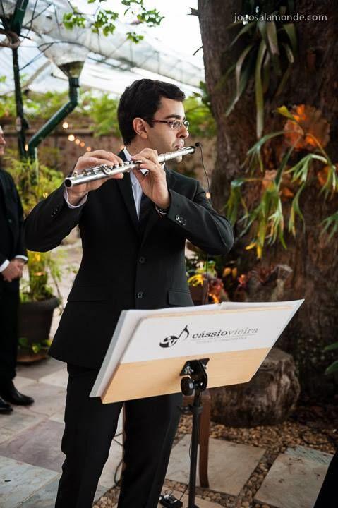 Cássio Vieira Coral e Orquestra. Foto: João Salamonde