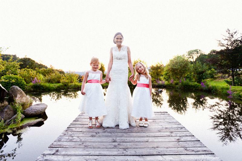 Beispiel: Wunderschöne Aufnahmen von Ihrer Hochzeit, Foto: Sergej Falk.