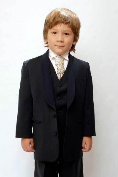 Pajecito con corbata