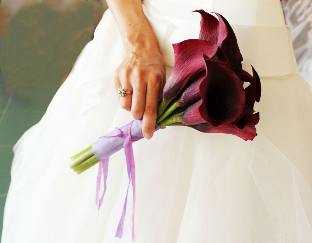 Bouquet de mariée - Création Les Fées Nature