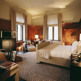 Beispiel: Zimmer, Foto: Hotel de Rome.