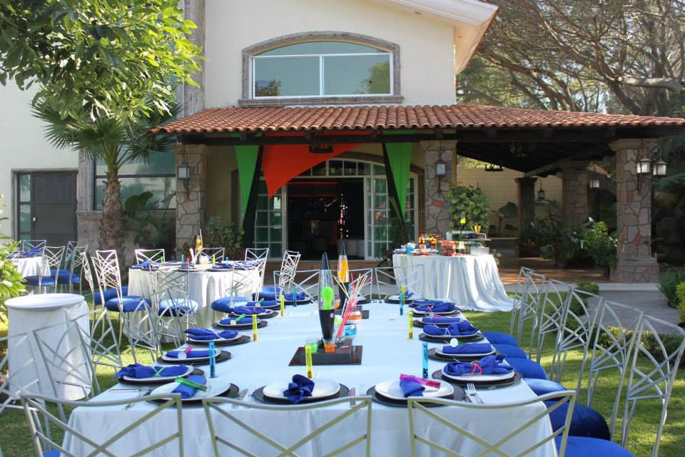 Hacienda Los Jamelgos, espacio para bodas en Jalisco