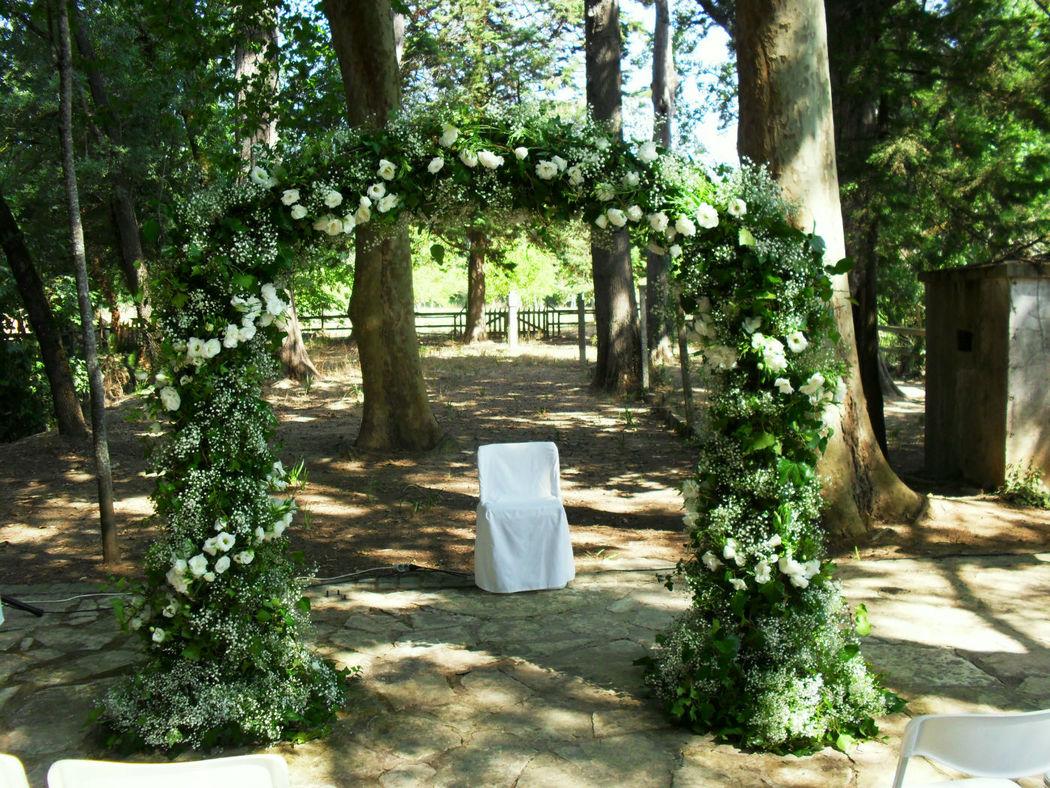 Arco de Casamento