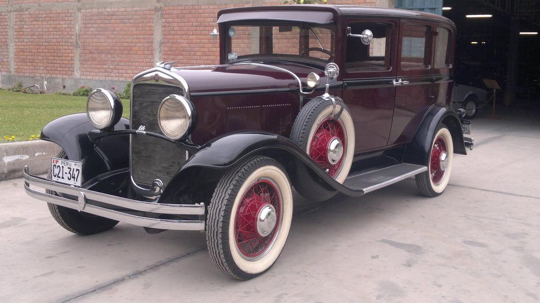 Alquiler para bodas  Chrysler modelo