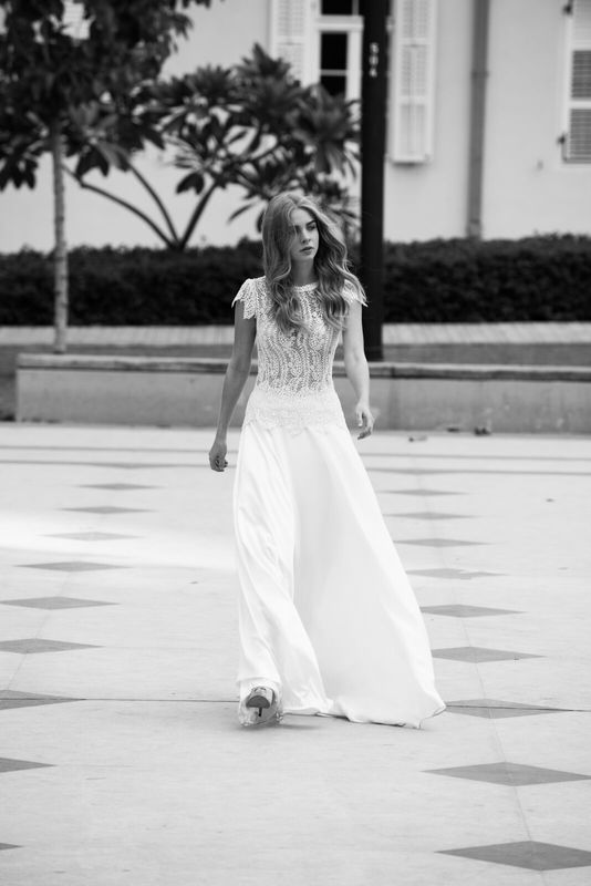 Robes de mariée Julie Cohen par Déclaration Mariage à Sceaux près de Paris