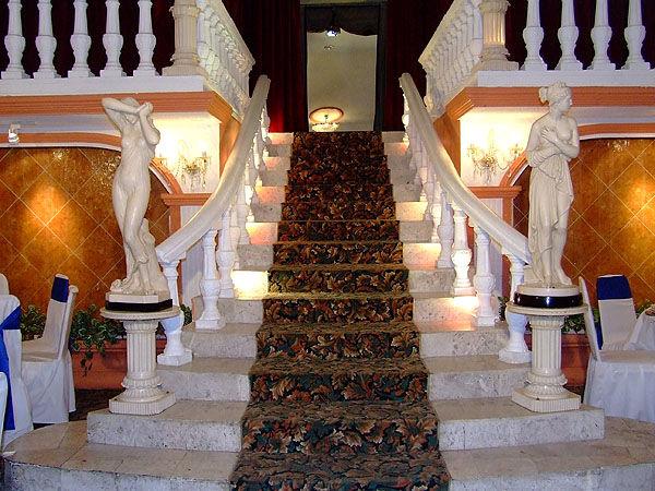 Escales para festejados