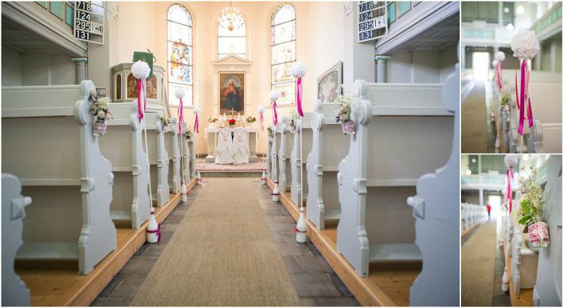 Beispiel: Fotos von der Trauzeremonie, Foto: Colorwork Photography.