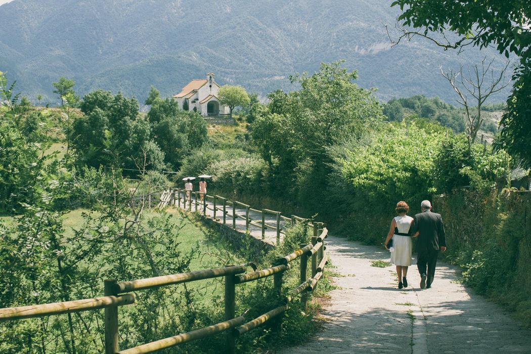 camino a la ermita
