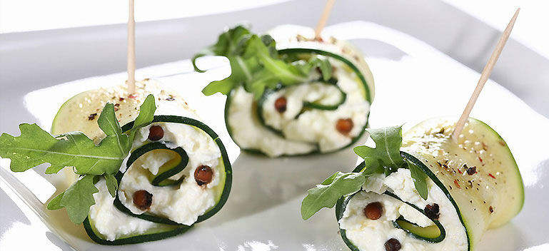 Beispiel: Catering mit ökologisch reinem Gewissen, Foto: Select Catering.