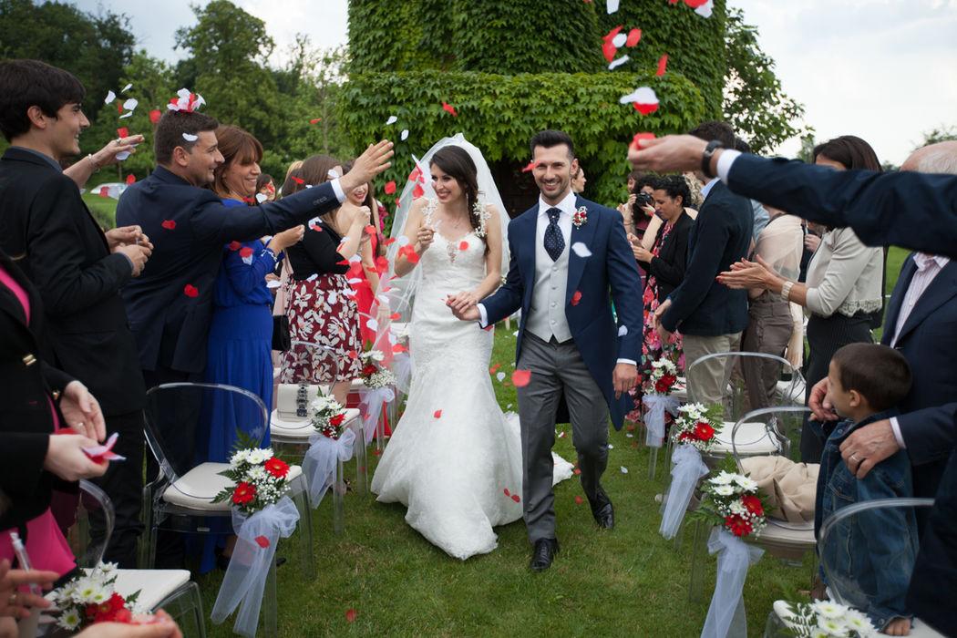 Moreno Belloni wedding !