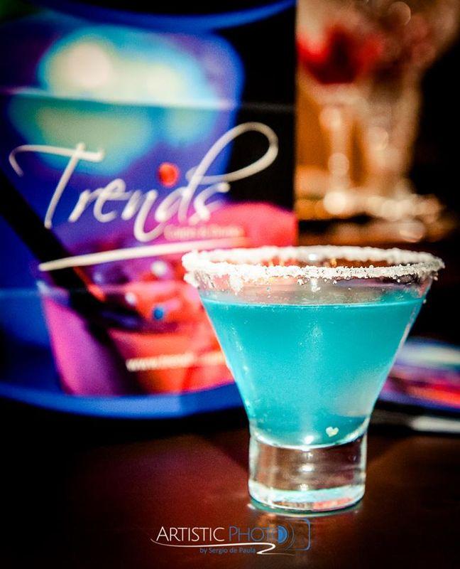 Trends Bar – Caipis e Drinks. Foto: Sérgio de Paula Artistic Photo