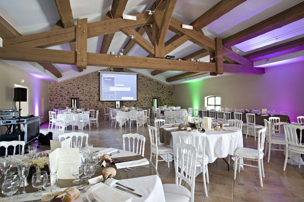 Salle de réception 2 - Château Mentone