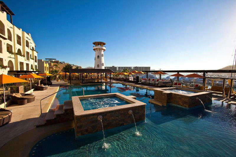 Hotel Wyndham Cabo San Lucas by Tesoro Resorts