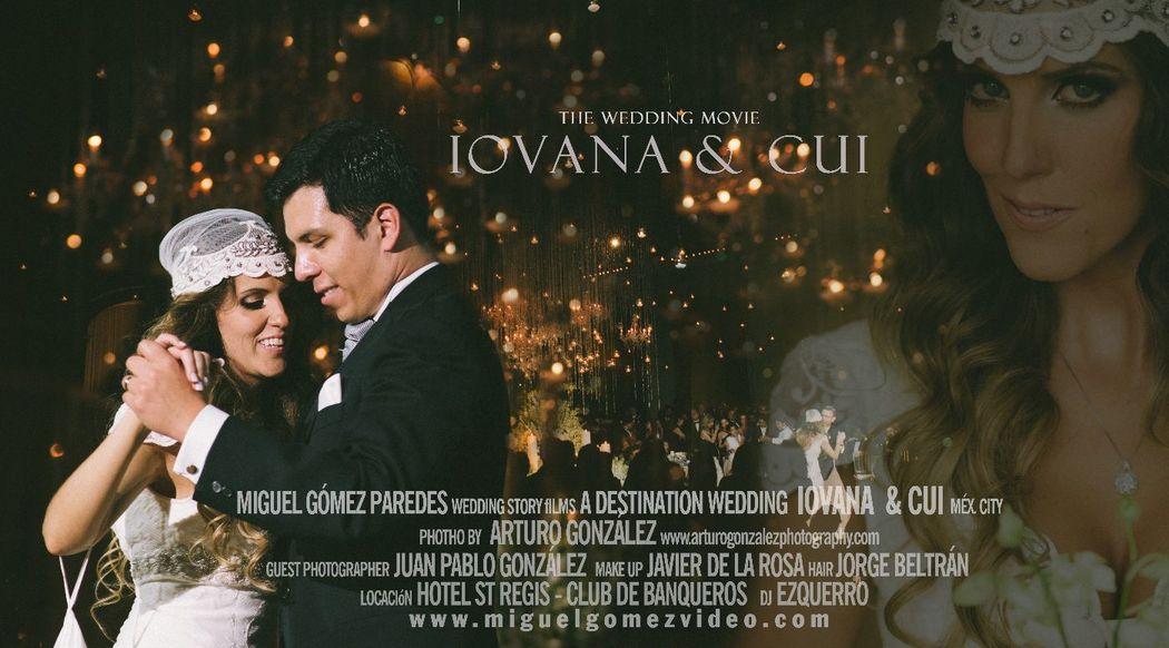 Iovana & Cui DF