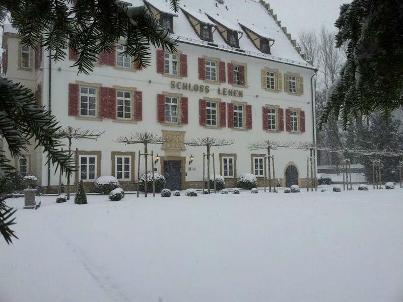 Beispiel: Das Schloss, Foto: Schloss Lehen.