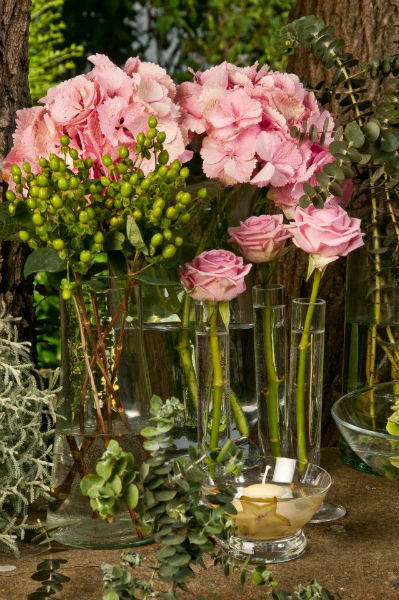 Decoración y arte floral