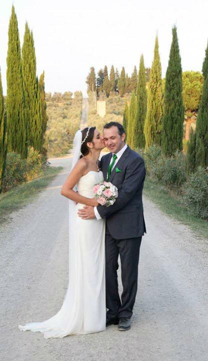 Beispiel: Brautmode, Foto: Elbbraut.