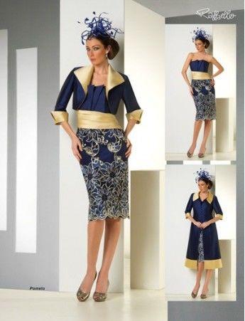 Vestido de Raffaello - Pomelo