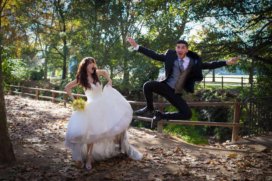 fotografía boda en Cardedeu