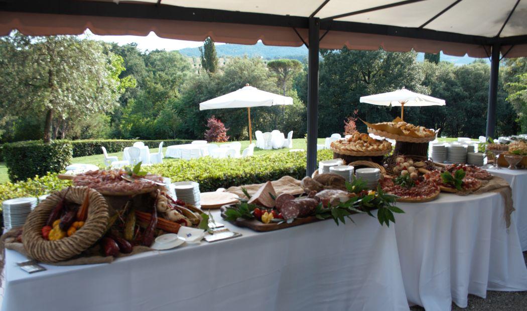 Villa Castelletti- Aperitivo nel Parco