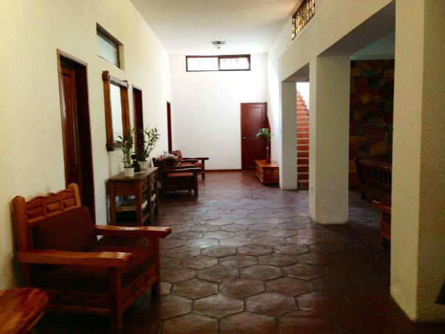 Hotel Boutique Hacienda La Villa Real Lobby