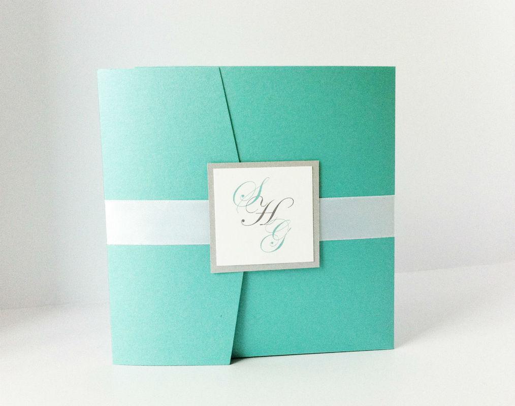 Beispiel: Elegantes Kartendesign, Foto: Printsonalities.