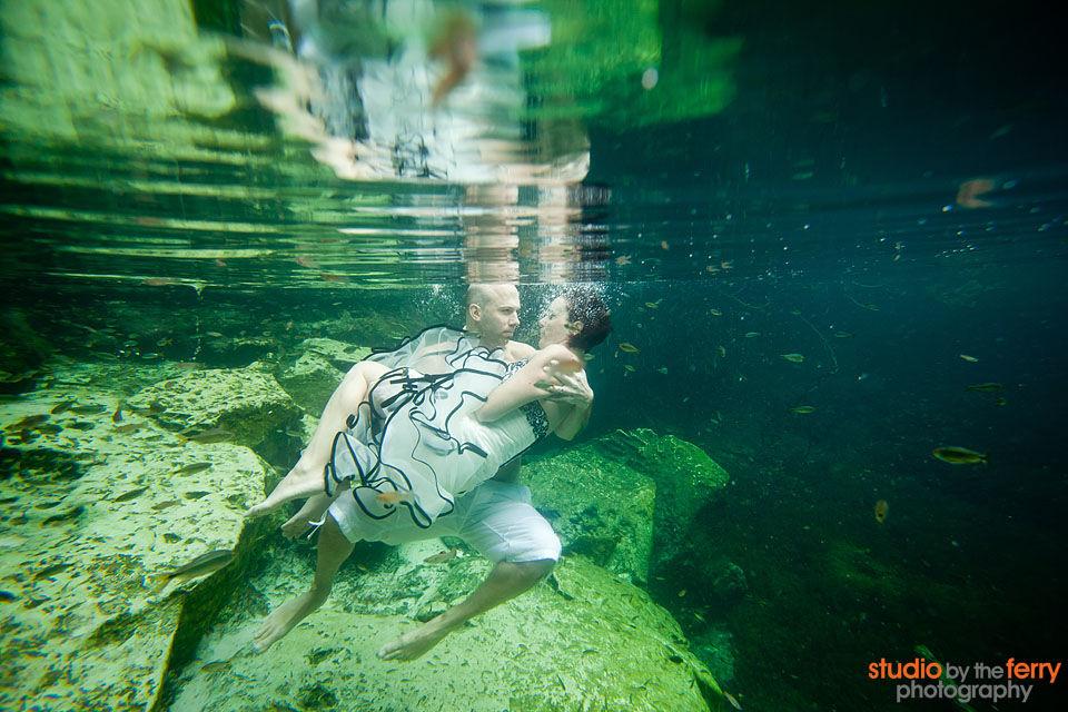 Underwater TTD
