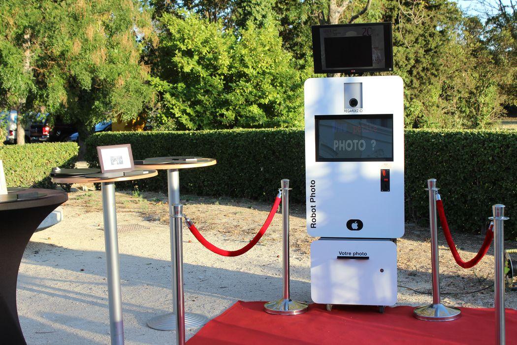 Location Robot Photo Marseille