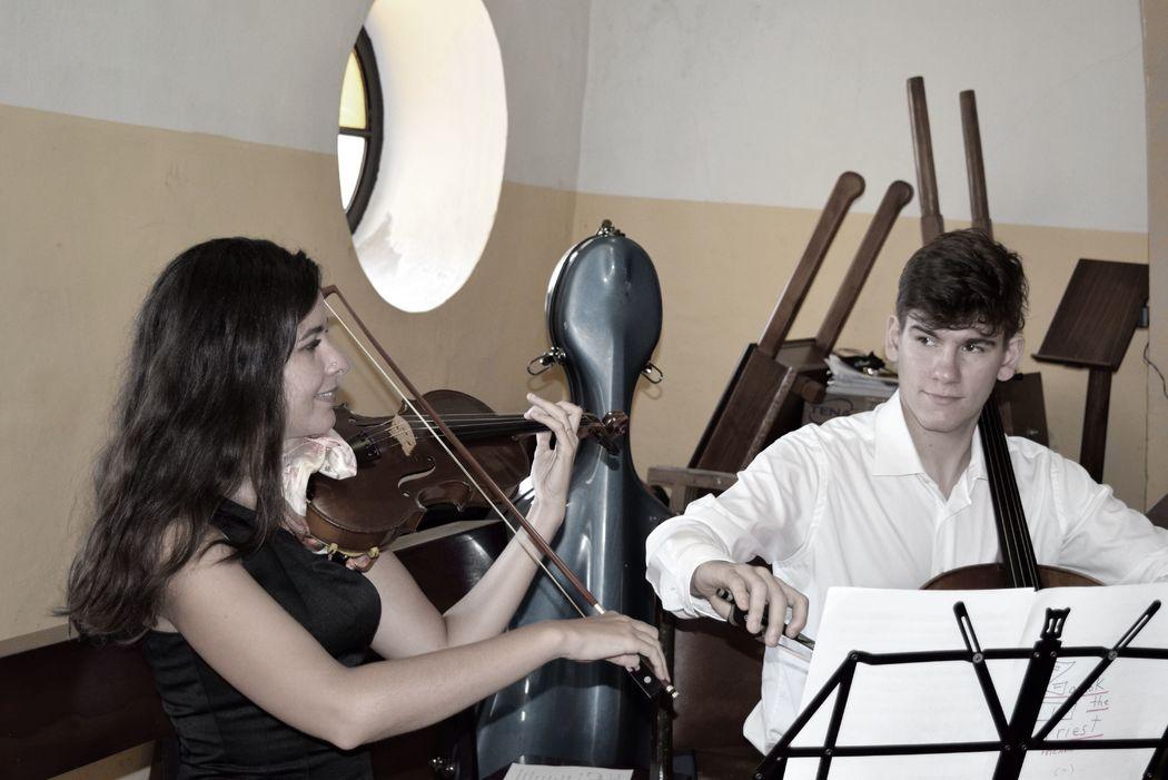 Dúo Lírice, música para boda en Avilés.