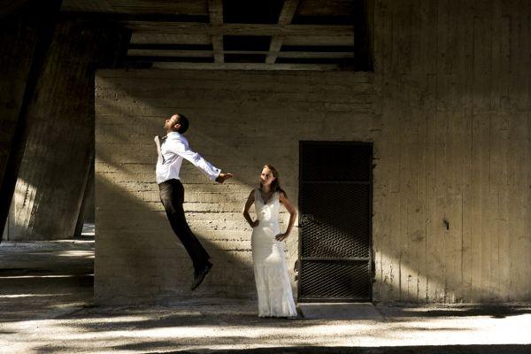 Reportage mariage La Cité Radieuse, Provence-Alpes Côtes d'Azur. Johann Majerus Copyright 2013