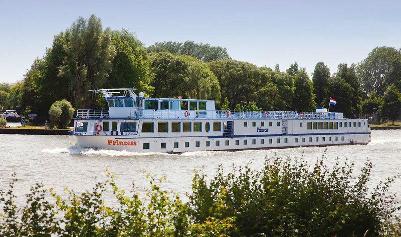 Beispiel: Flusskreuzfahrt, Foto: 1A Vista Reisen.