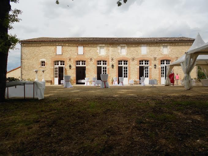 L´Orangerie du Château de Saliès