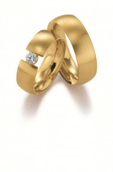 Beispiel: Hochwertige Trauringe, Foto: Juwelier Schönmann.