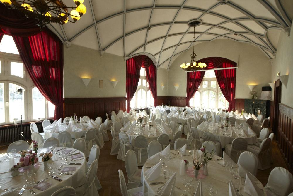 Beispiel: Ballsaal, Foto: Seerhein.