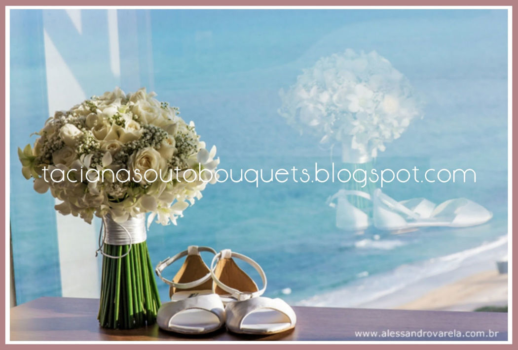 Taciana Souto Bouquets e Personalizados. Foto: Alessandro Varela.