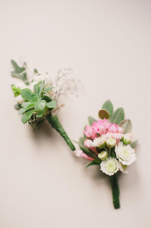 Flores de lapela Foto por Piteira Photography