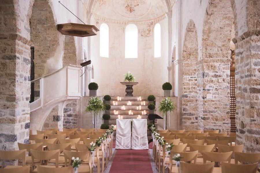 Schlosskirche Spiez, Hochzeit