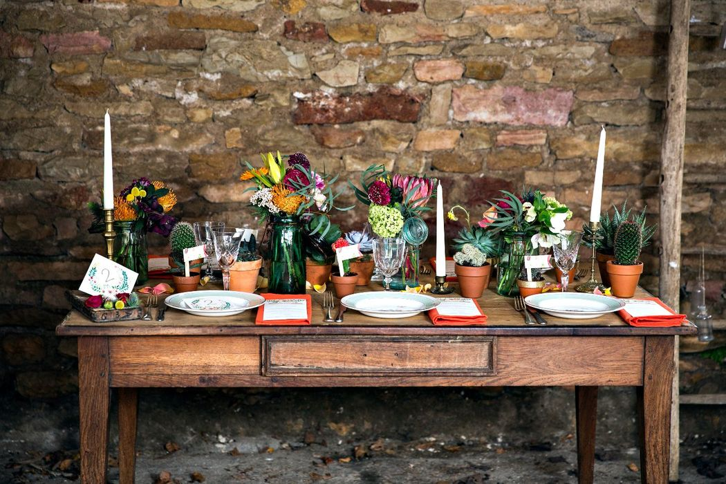 La Bohème - location de décoration vintage